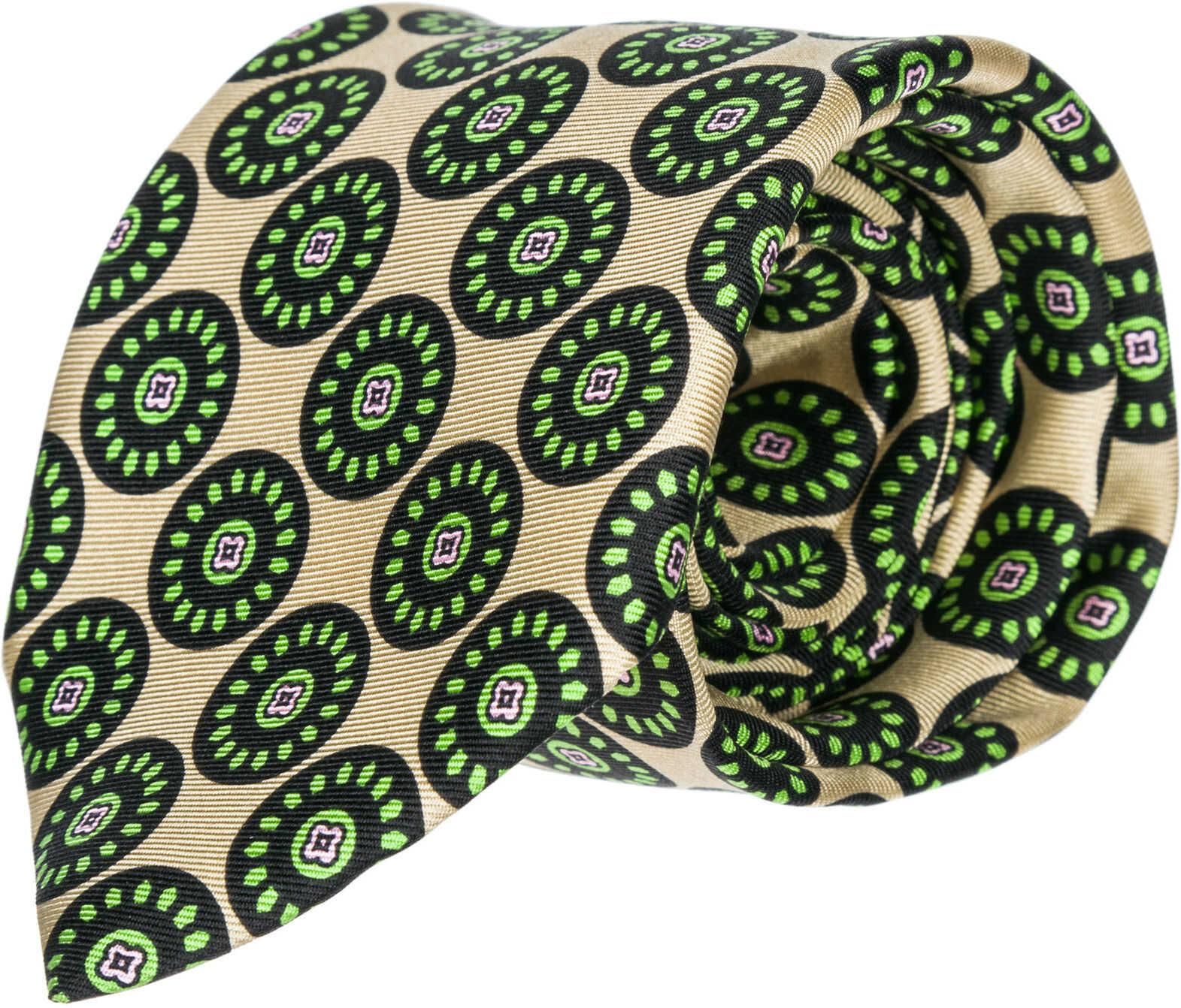 Prada Tie Necktie Green