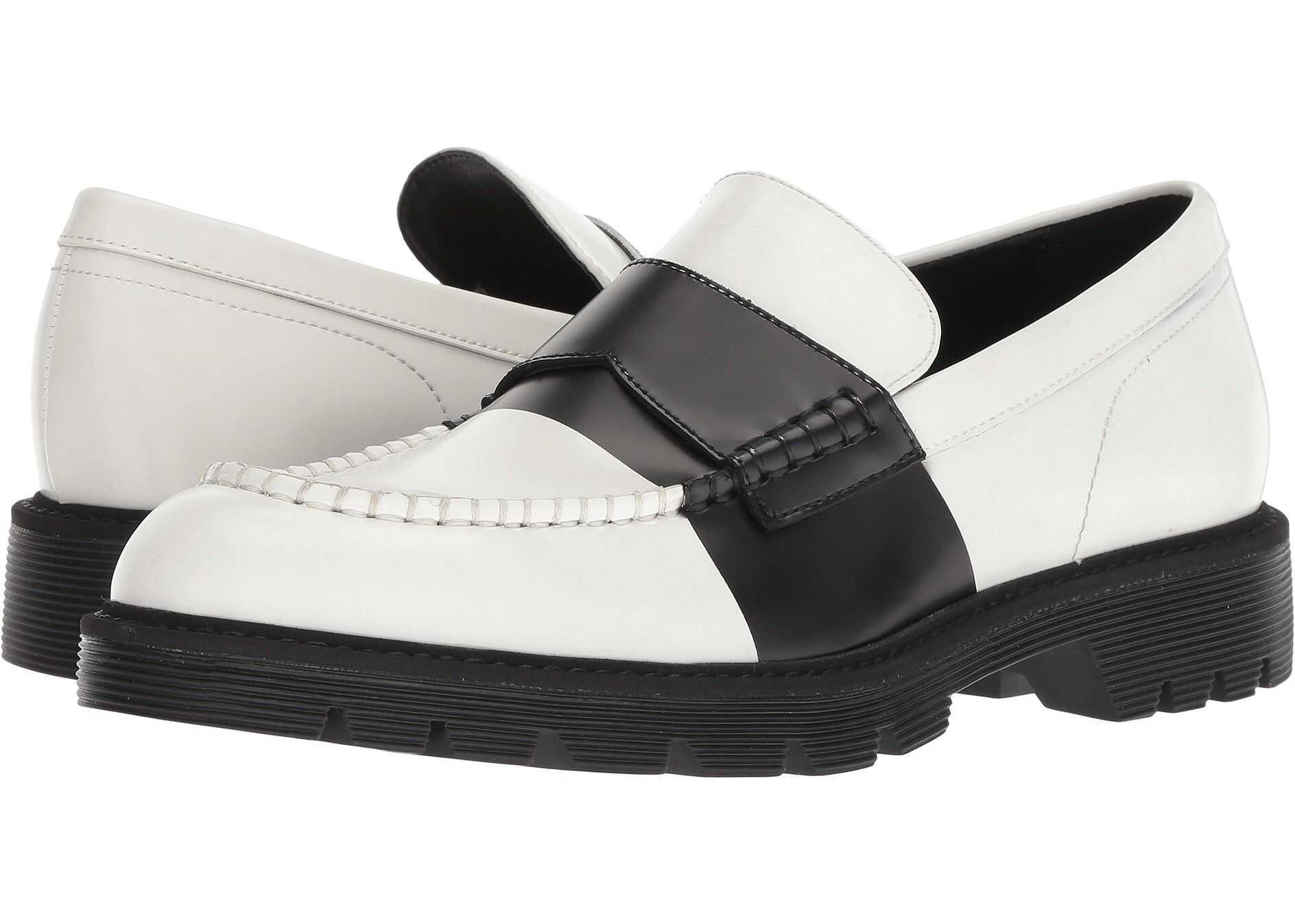 Calvin Klein Florentino White Box Leather