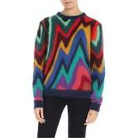 Pulovere Paul Smith Multicolor Wool And Mohair Sweater