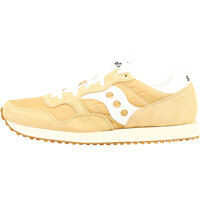 Tenisi & Adidasi Saucony Dxn Vintage Trainers In Tan White