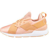 Tenisi & Adidasi Muse Satin Ep Trainers In Peach Femei