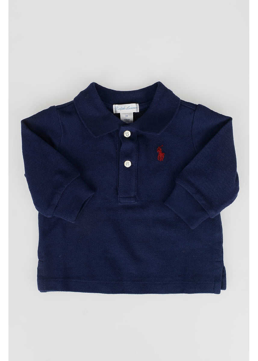 Tricouri Polo Fete Polo Ralph Lauren Kids Long Sleeves Polo