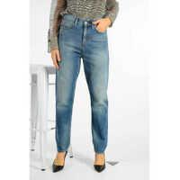 Blugi 17cm Med Wash Denim SKYTTE Jeans Femei