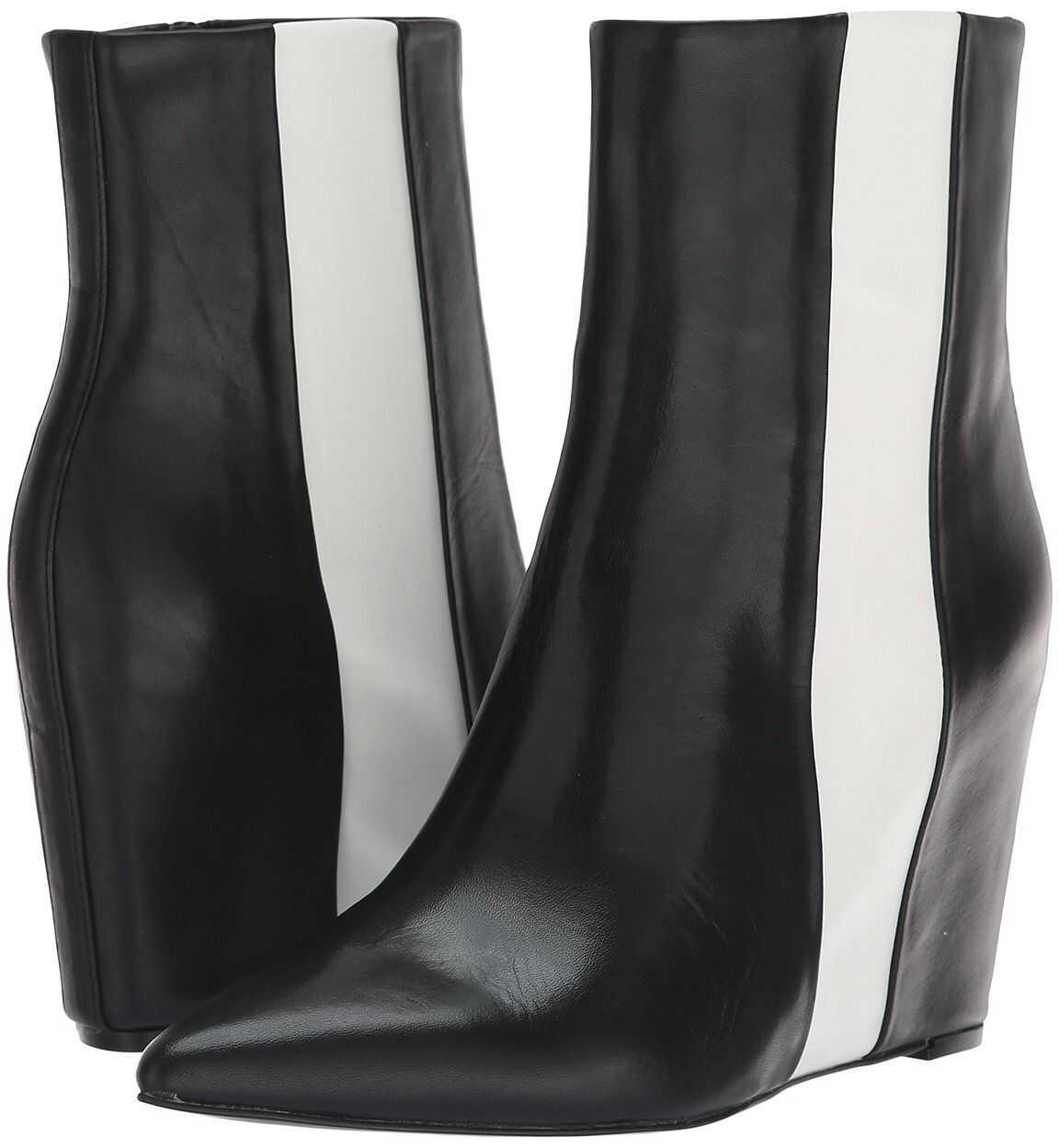 Calvin Klein Yvania Black Cow Silk