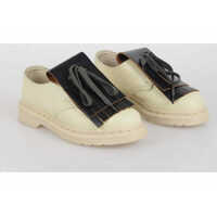Pantofi MARNI Leather Vintage Effect Shoes Femei