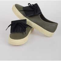 Tenisi & Adidasi MARNI Leather Sneakers Femei