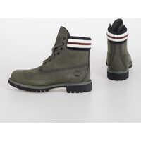 Ghete & Cizme MARNI Leather Combat Boots Barbati