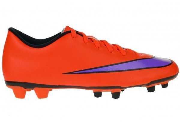 Ghete Fotbal Nike Mercurial Vortex II FG