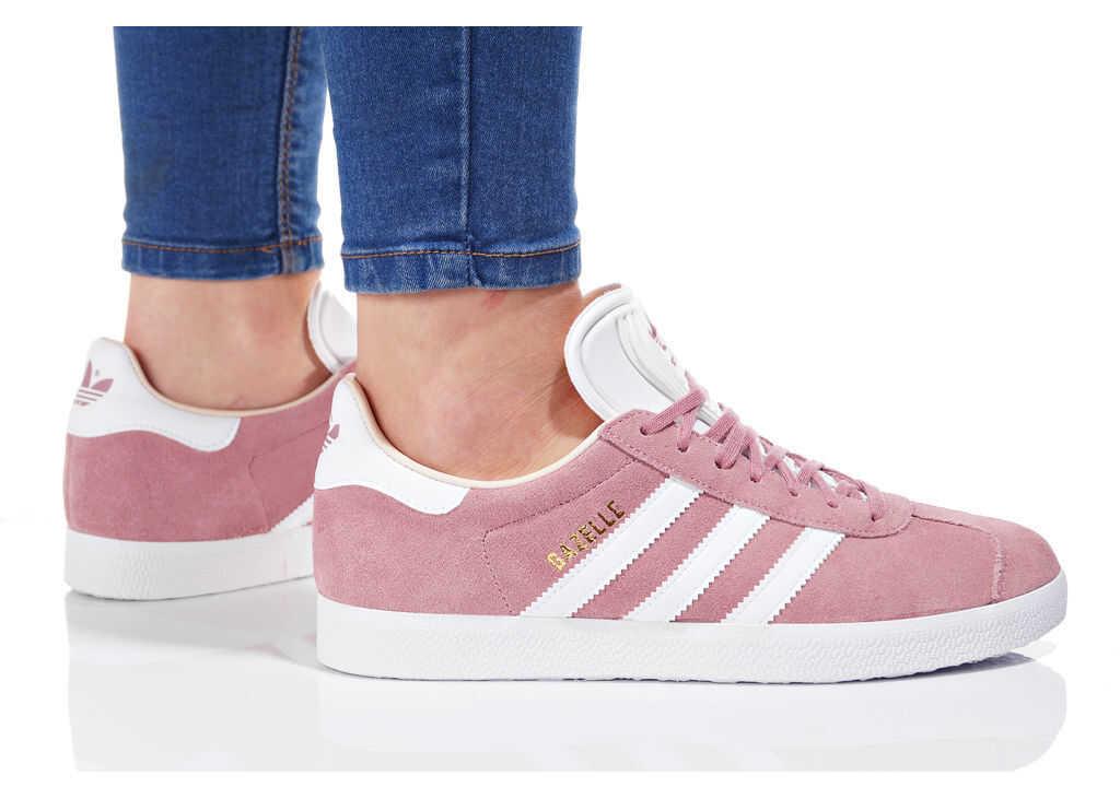 adidas Gazelle W Ash Pink Roz