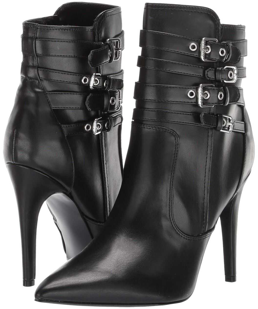 GUESS Emalee Black Synthetic 1