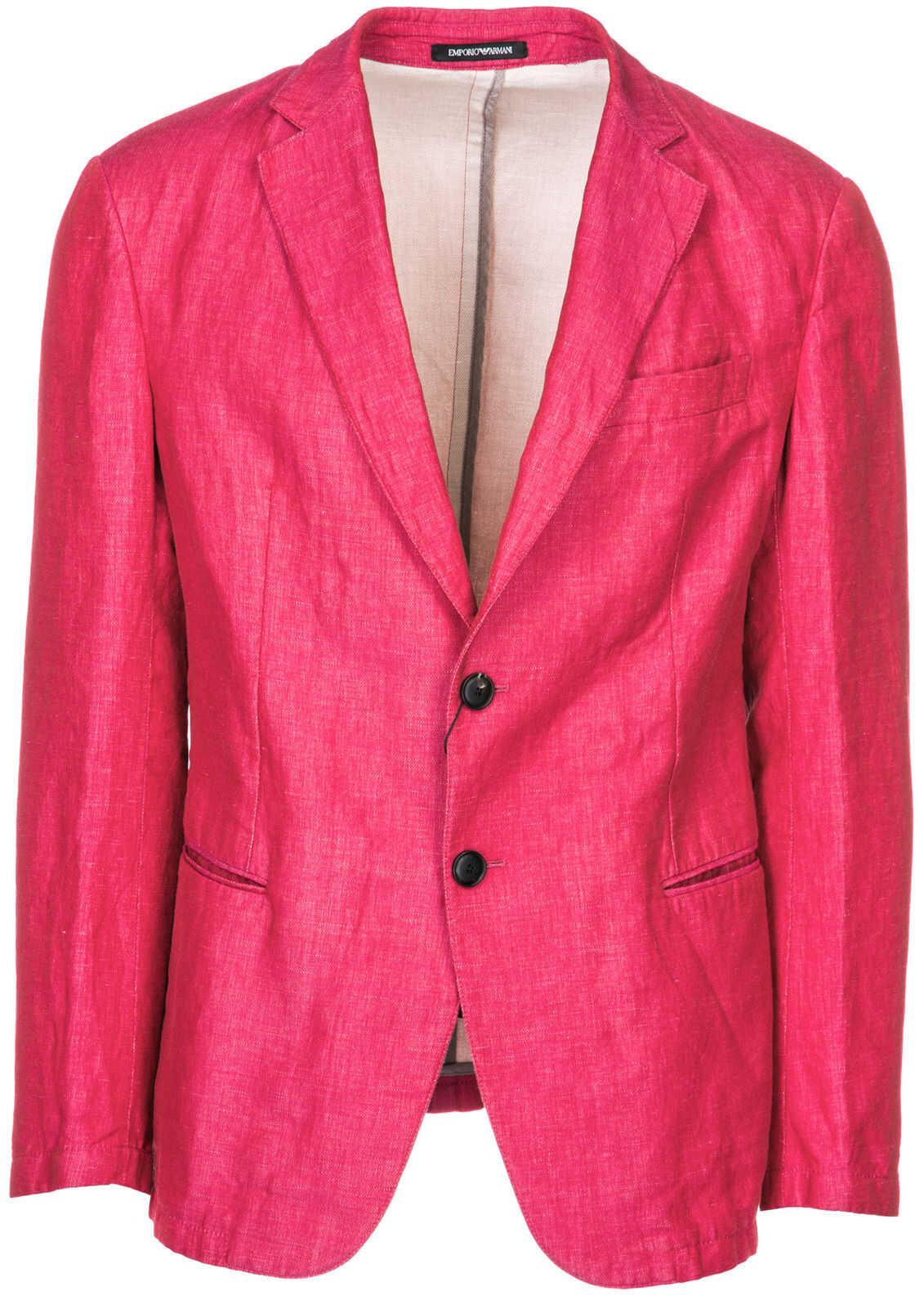 Emporio Armani Jacket Blazer Pink