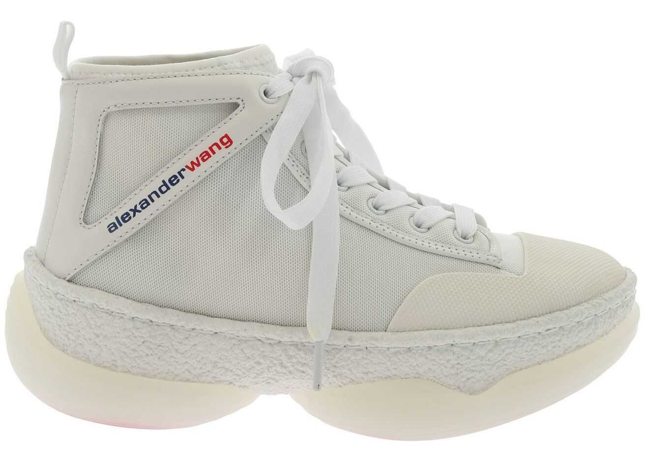 Alexander Wang Alexander Wang A1 White Sneakers White