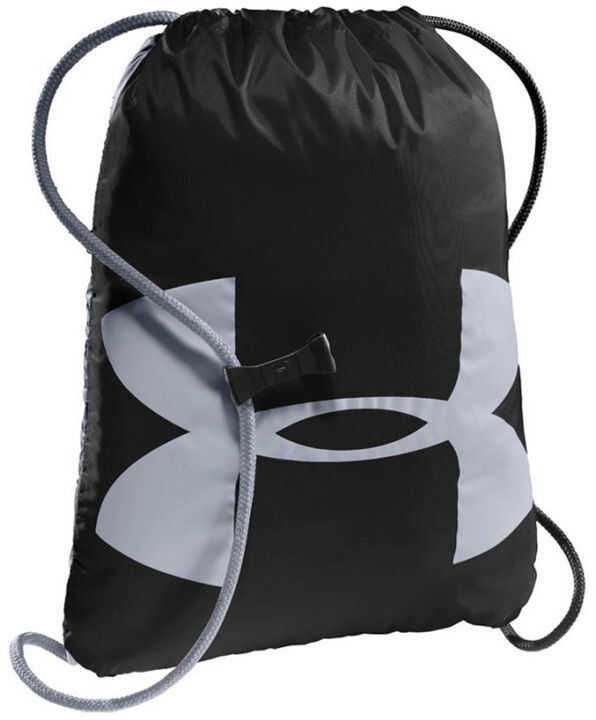 Under Armour OZSEE Sackpack Black imagine b-mall.ro