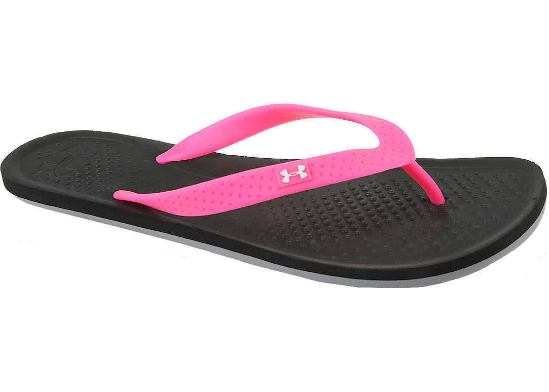 Under Armour Atlantic Dune W Slides Black
