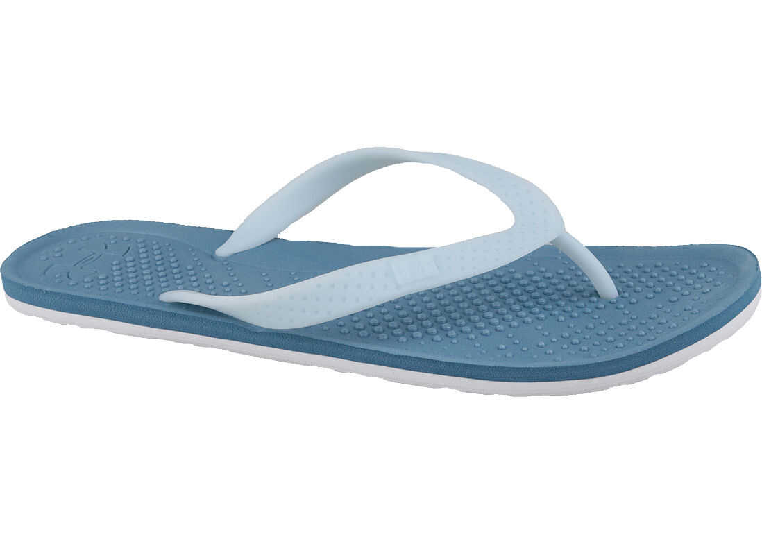 Under Armour Atlantic Dune W Slides Blue