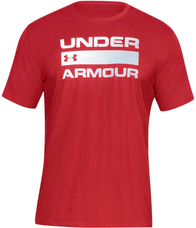 Under Armour Team Issue Wordmark Red
