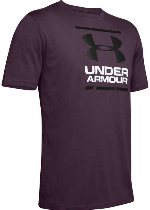 Under Armour GL Foundation SS Tee Violet