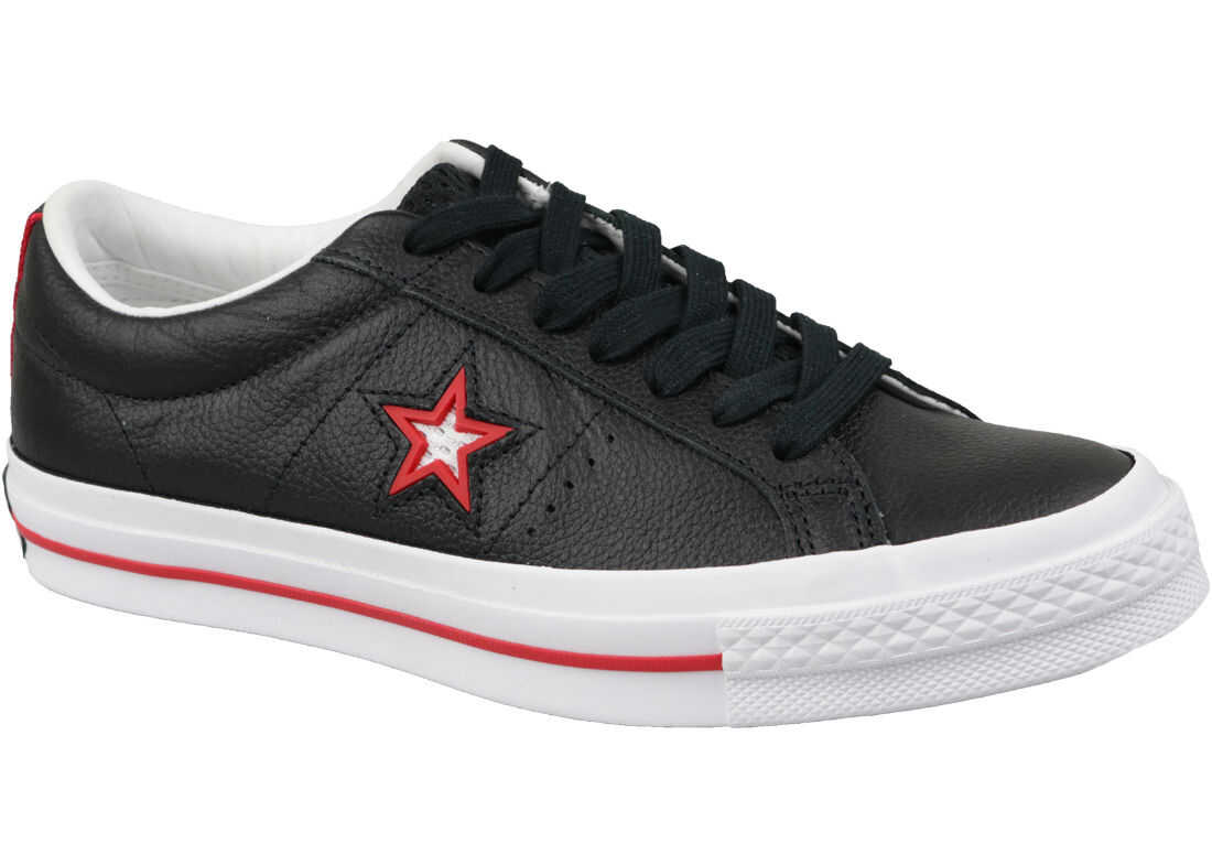 Converse One Star Black