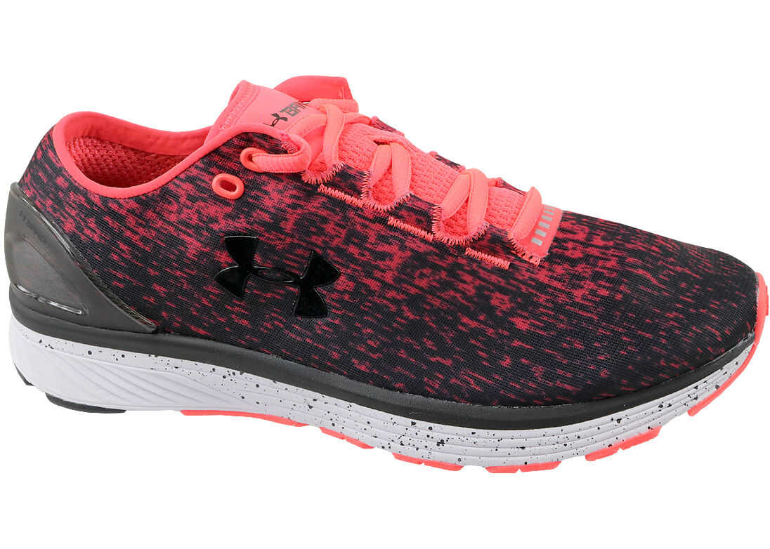 Under Armour Charged Bandit 3 Ombre Red