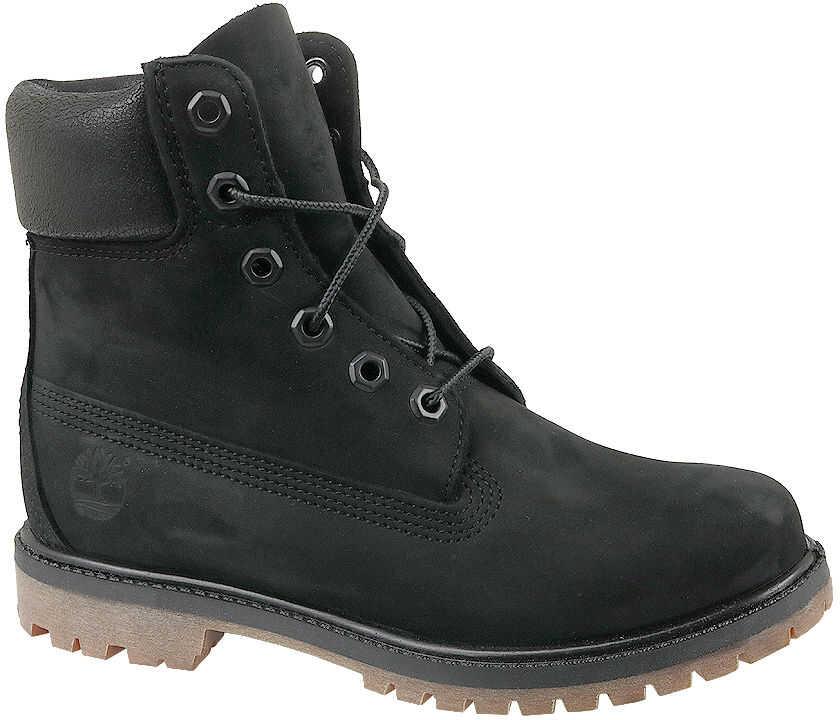 Timberland 6 In Premium Boot W Black imagine b-mall.ro