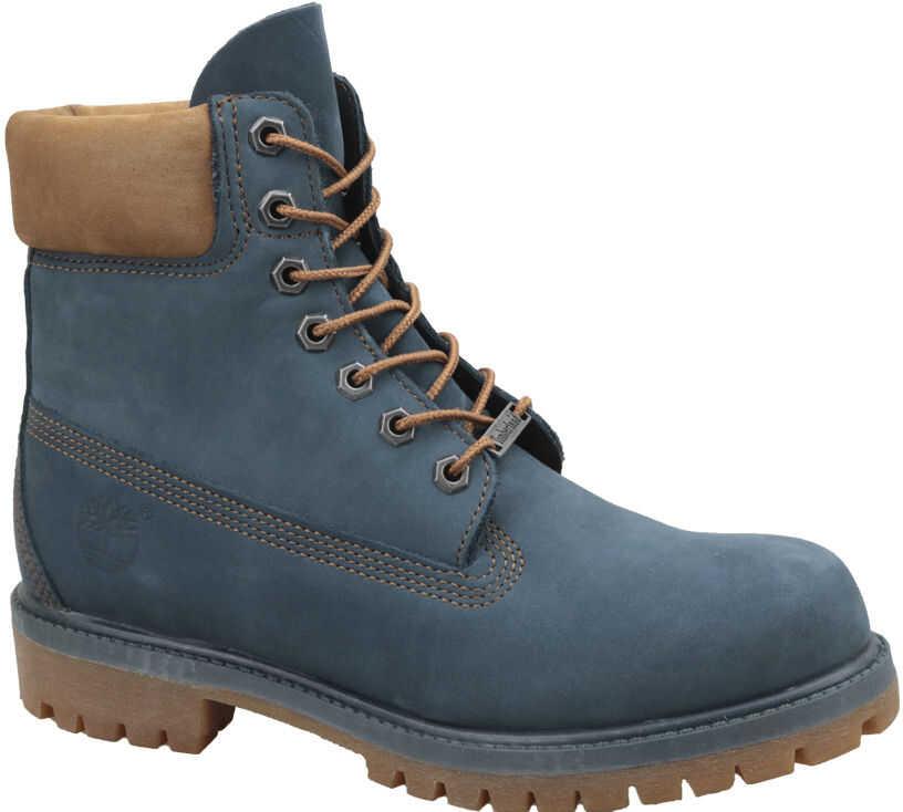 Timberland 6 Inch Premium Boot Blue