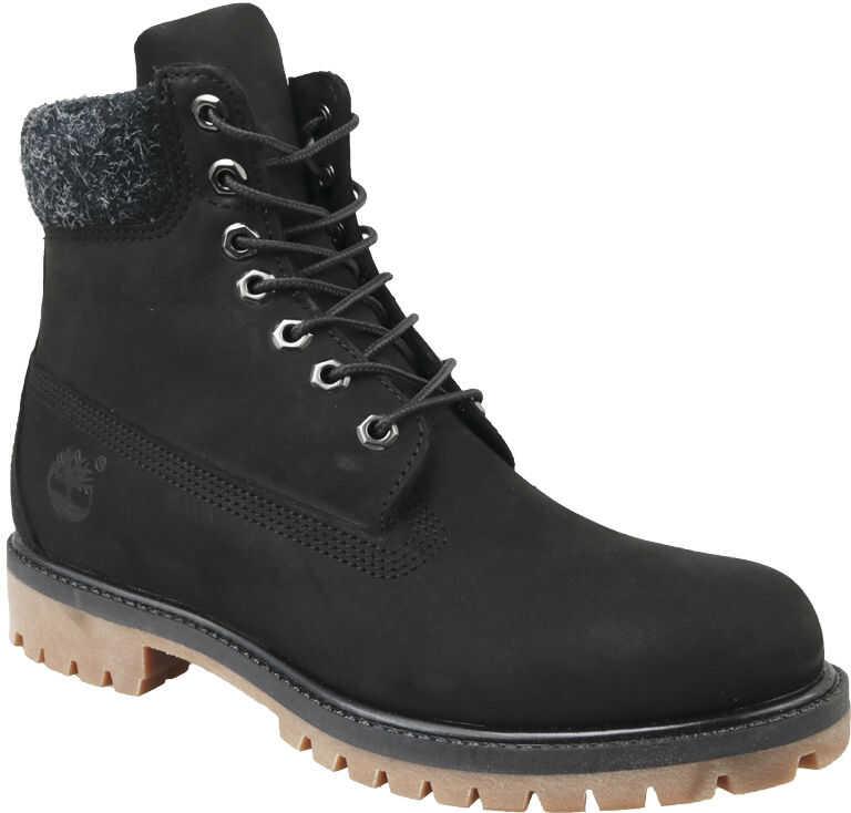 Timberland 6 In Premium Boot Black imagine b-mall.ro