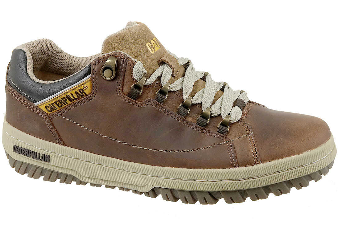 Caterpillar Apa Brown