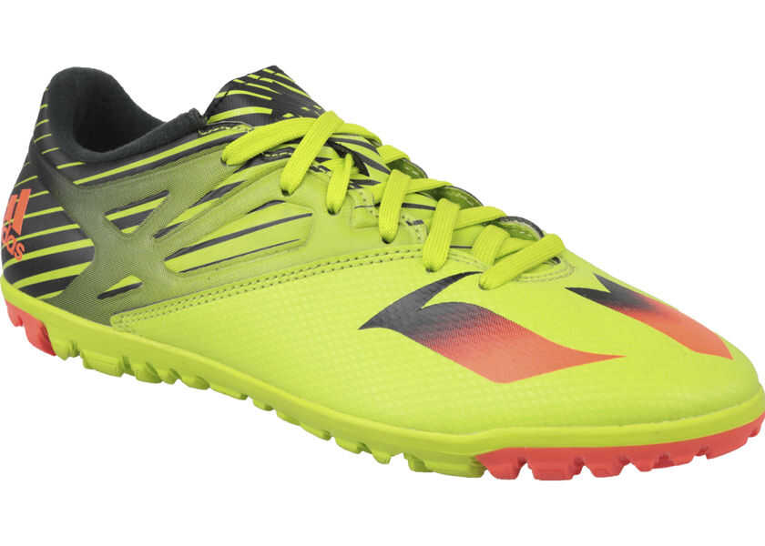 Ghete Fotbal adidas Messi 15.3 TF