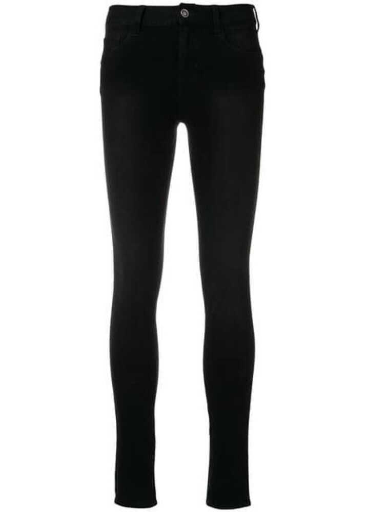 Liu Jo Cotton Jeans BLACK