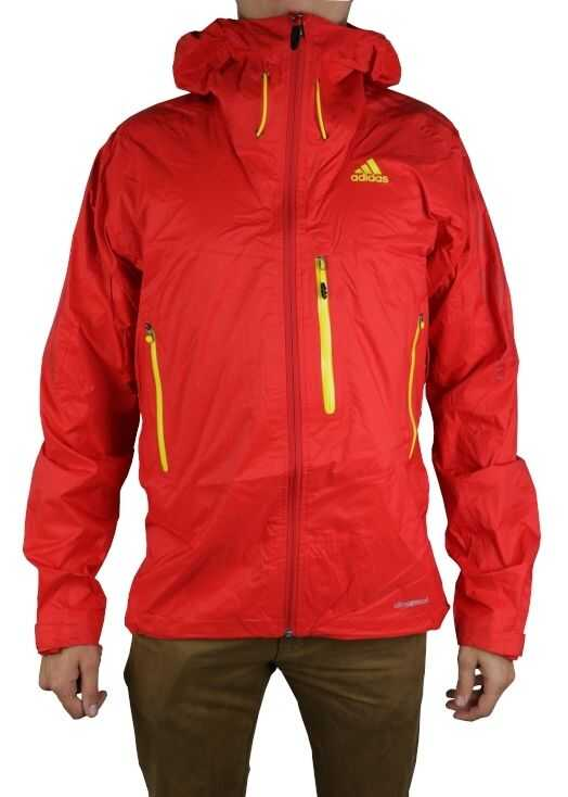 adidas Terrex Swift 2,5 L Storm Jacket Red