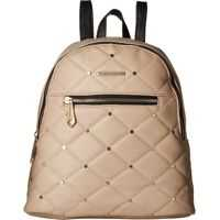 Rucsacuri Quilted Midi Backpack with Studs Femei