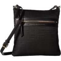 Genti Tip Postas Zoe Large North/South Crossbody Femei