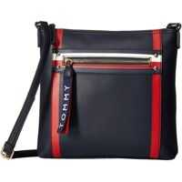 Genti Tip Postas Hayden Large North/South Crossbody Femei