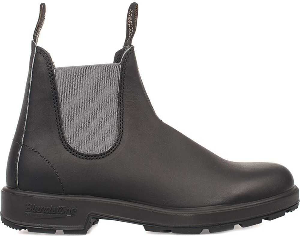 Blundstone Bccal01520577888 Leather Ankle Boots GREY