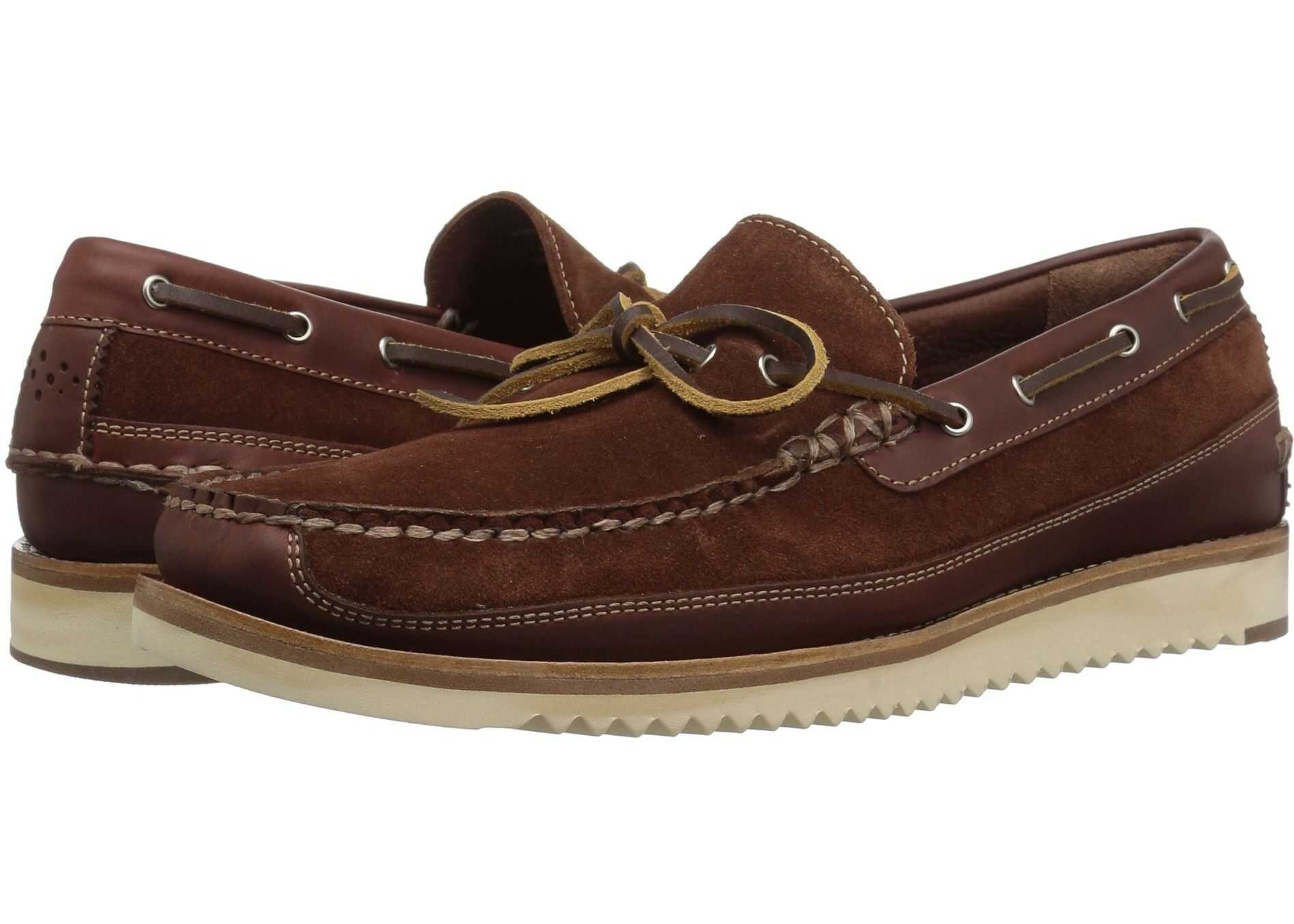 Cole Haan Pinch Rugged Camp Moccasin Loafer Woodbury Suede