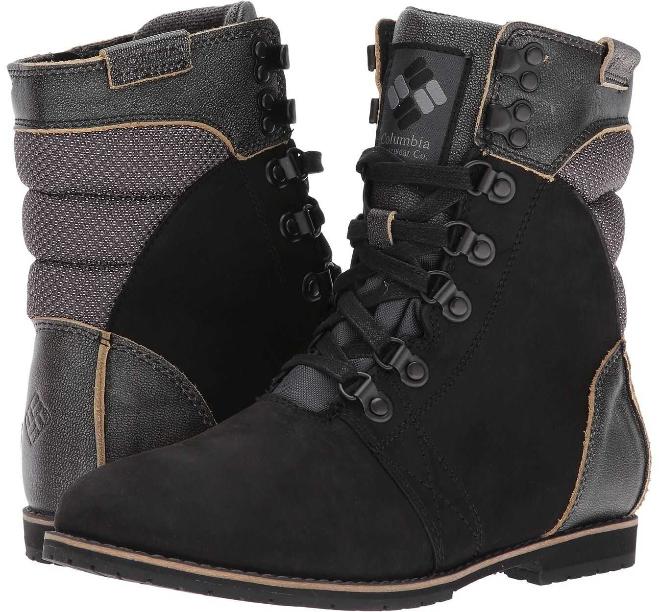 Columbia Twentythird Ave WP Mid Black/Ti Grey Steel