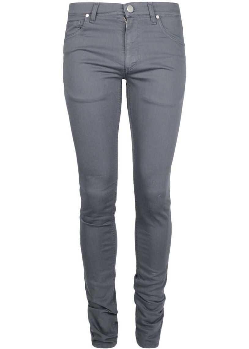 Versace Jeans Skinny Szary