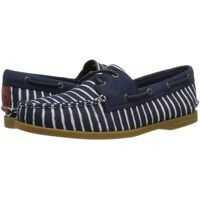 Pantofi de Navigatie A/O Indigo Stripe Femei