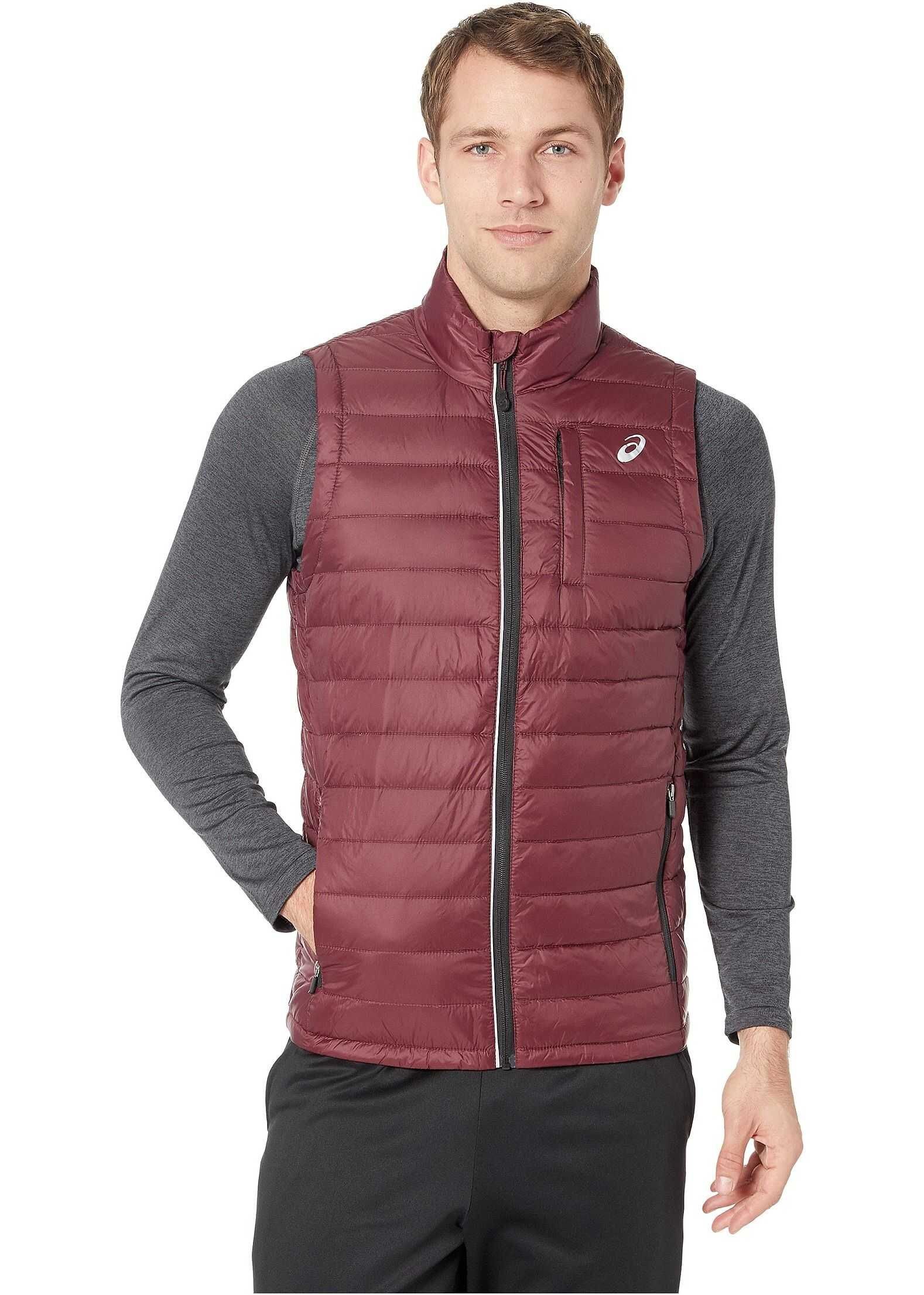 ASICS Power Puffer Vest Port Royal