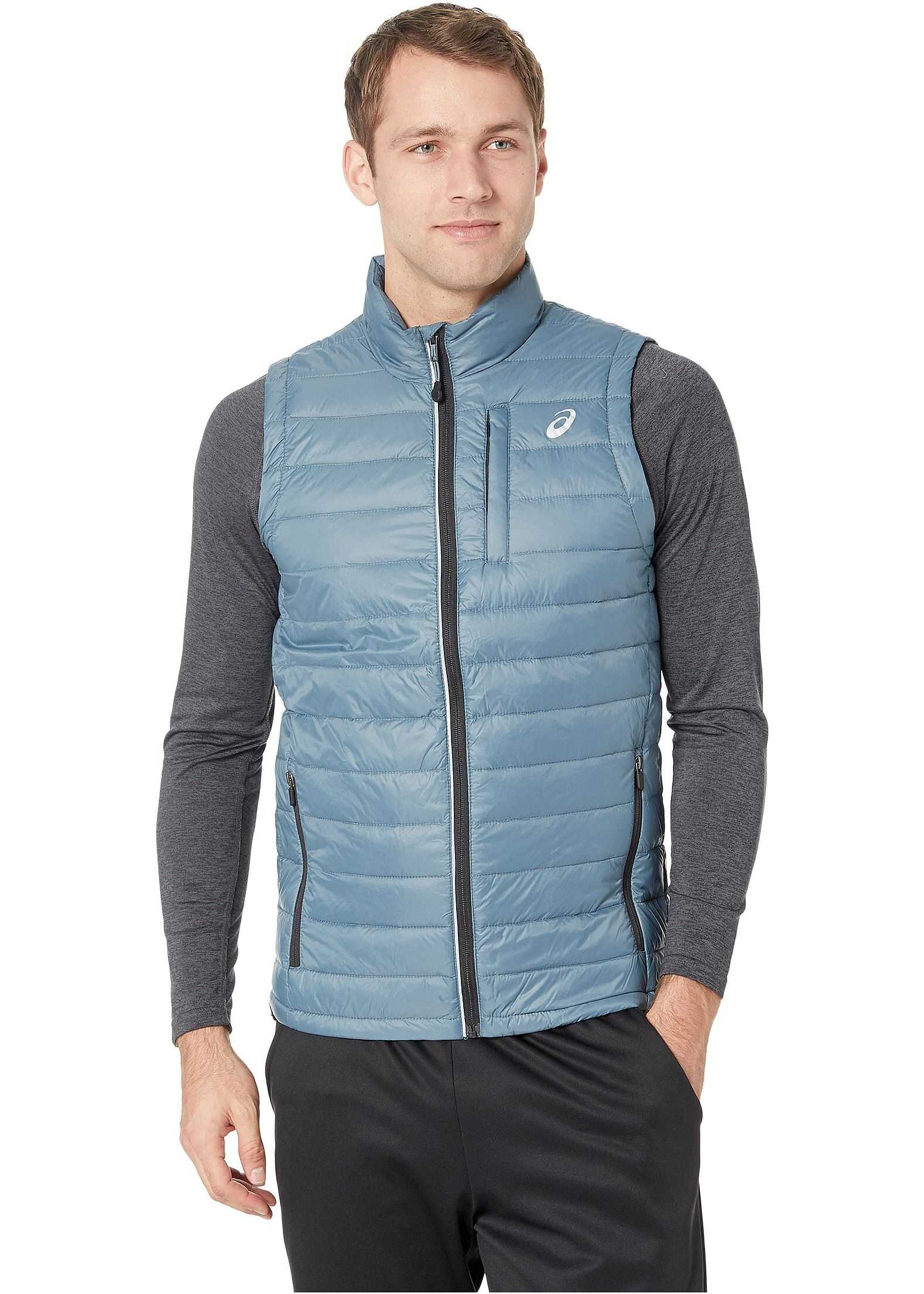 ASICS Power Puffer Vest Ironclad