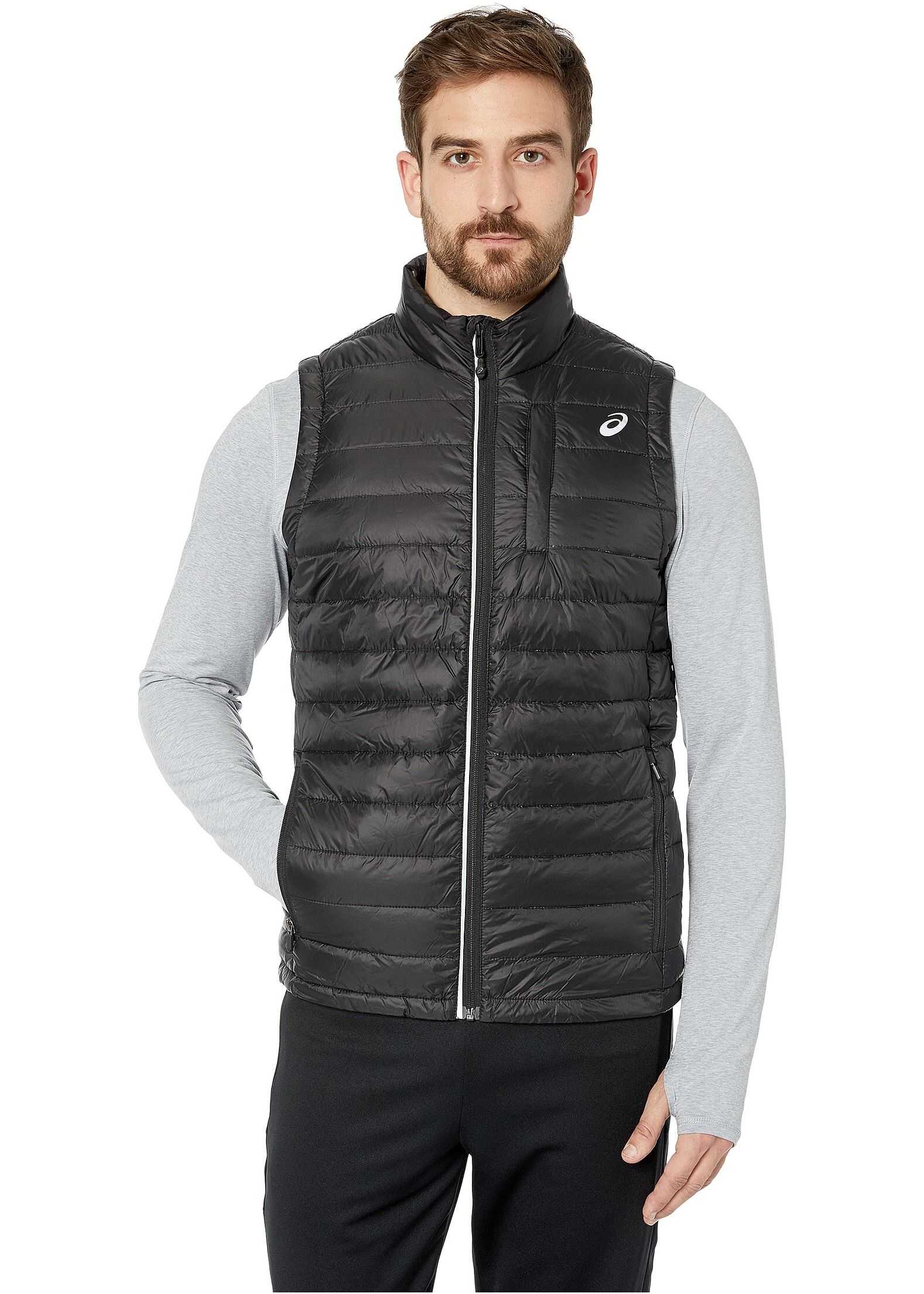 ASICS Power Puffer Vest Performance Black