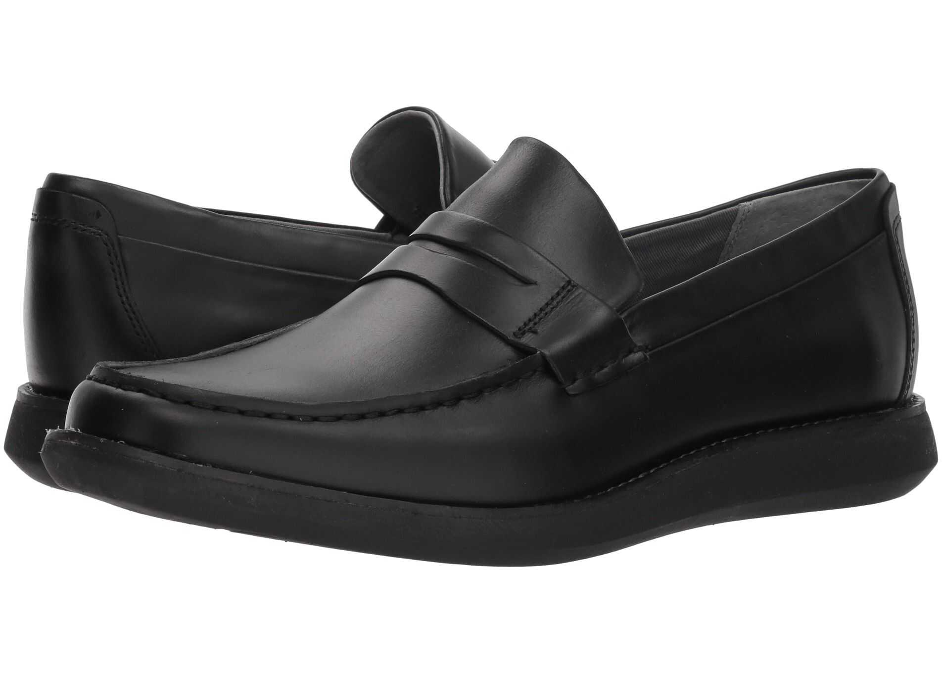Sperry Top-Sider Kennedy Penny Black