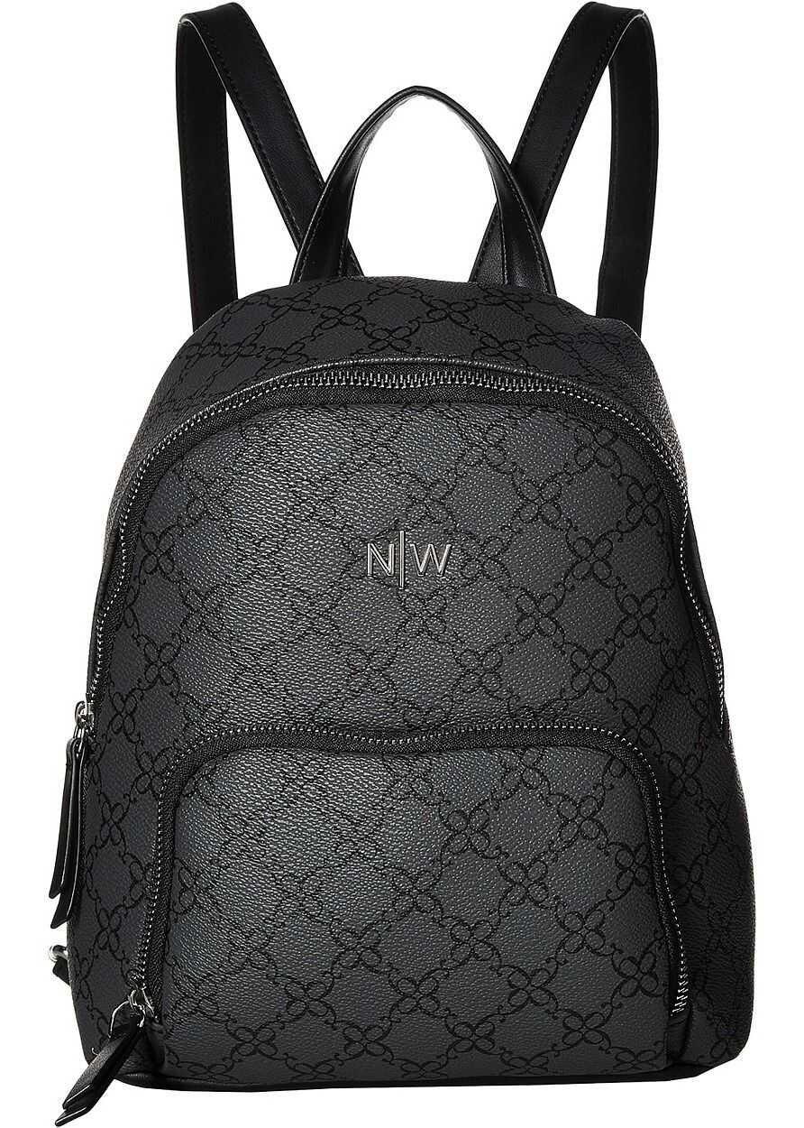 Nine West Floret Backpack Jet Black