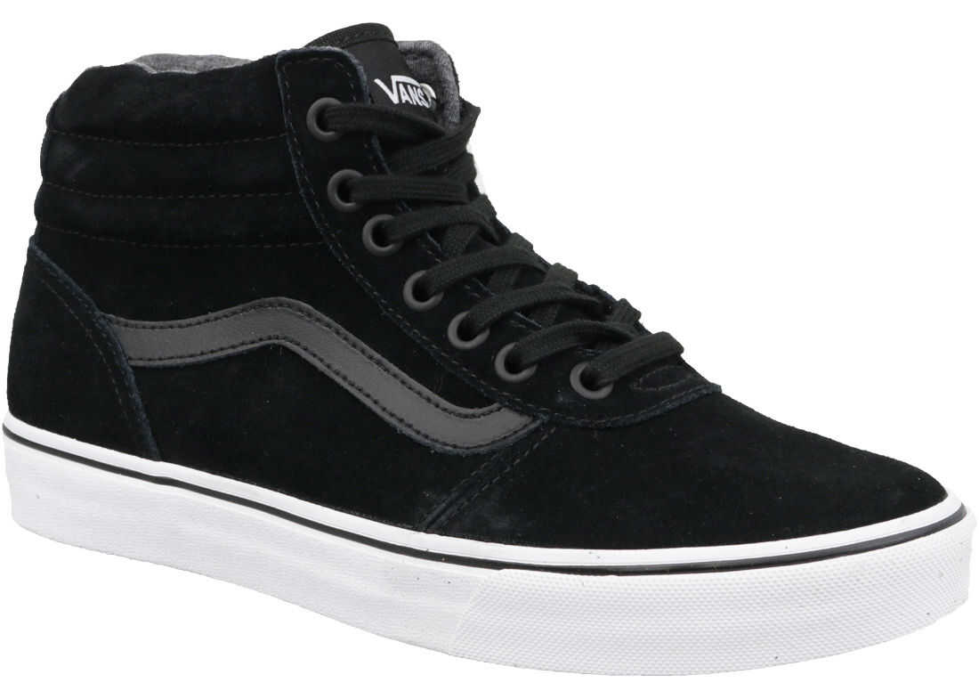 Vans WM Maddie Hi Black