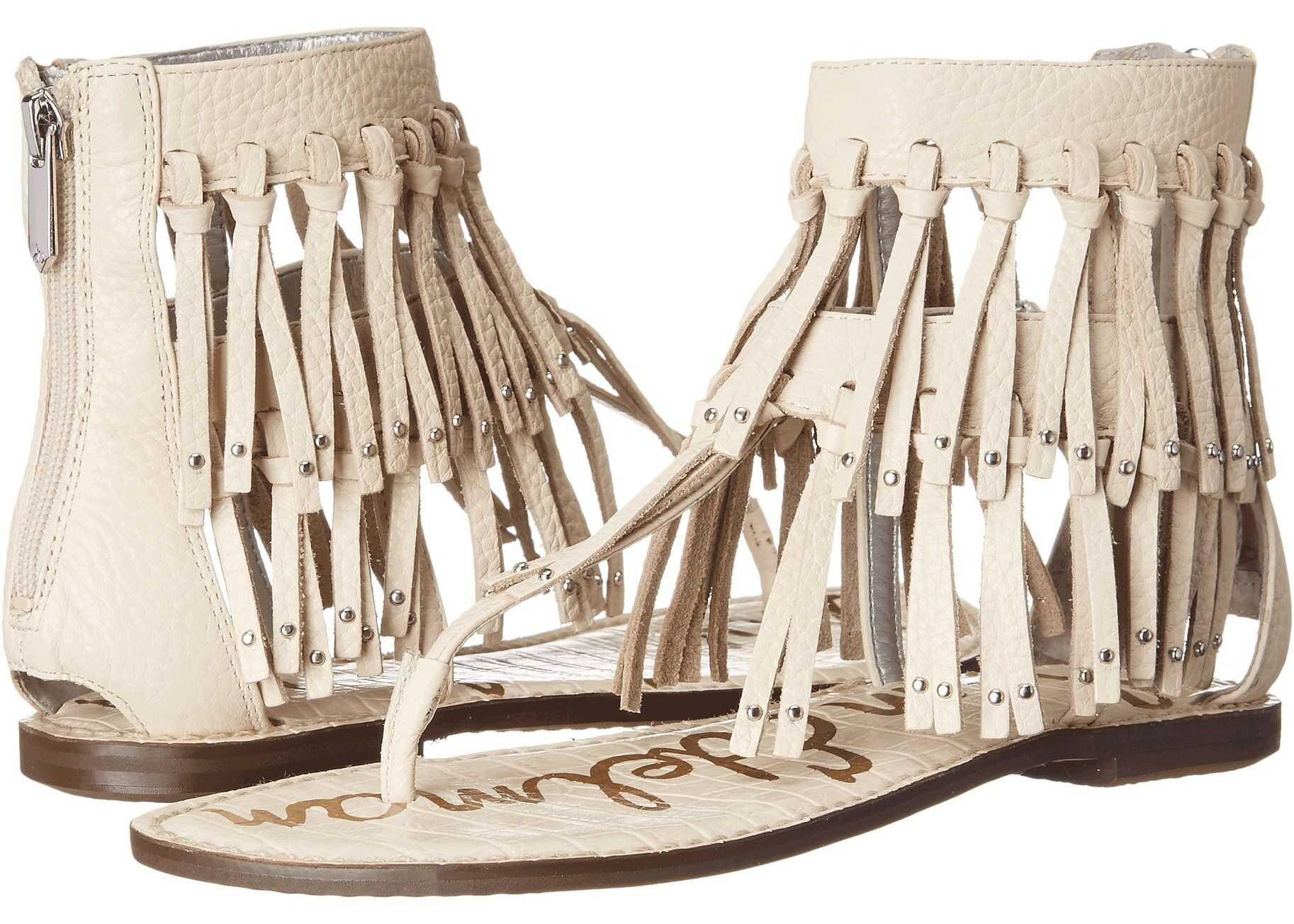 Sam Edelman Griffen* Modern Ivory New Tumble Leather