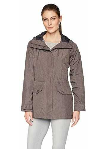 Columbia Women's Laurelhurst Park Jacket Mineshaft Heather
