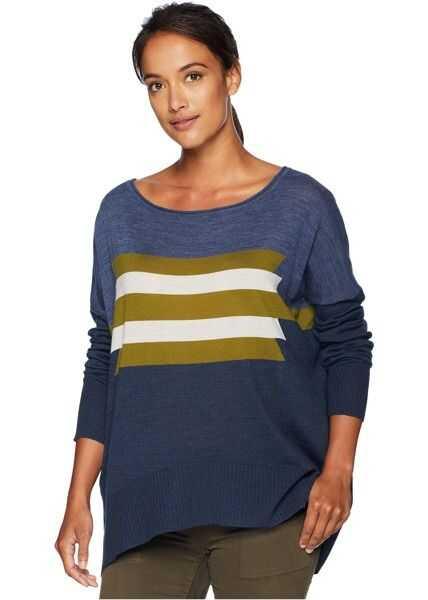 Pulovere Dama Pendleton Graphic Merino Pullover