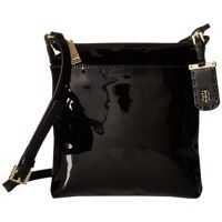 Genti Tip Postas Julia Patent North/South Crossbody Femei