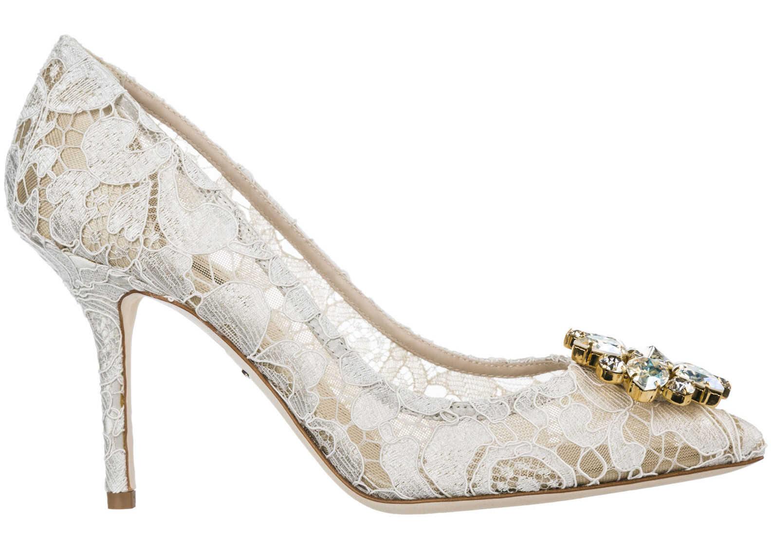 Dolce & Gabbana Shoes Bellucci White