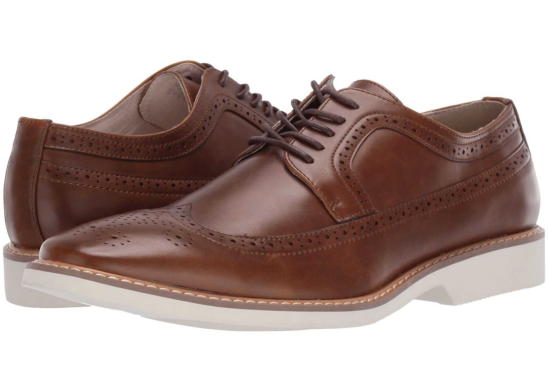 Kenneth Cole Unlisted Jeston Lace-Up B Cognac
